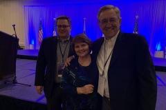 CFRW President Sue Blair and Family