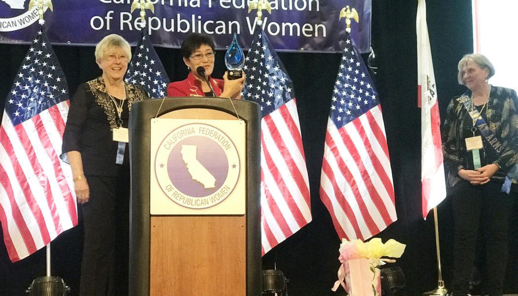 Honoring CFRW President Nam-Yong Horn 2017-2019