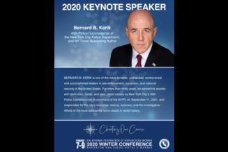 Winter Conference 2020 Keynote Speaker