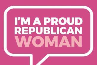 We Are Proud Republican Women