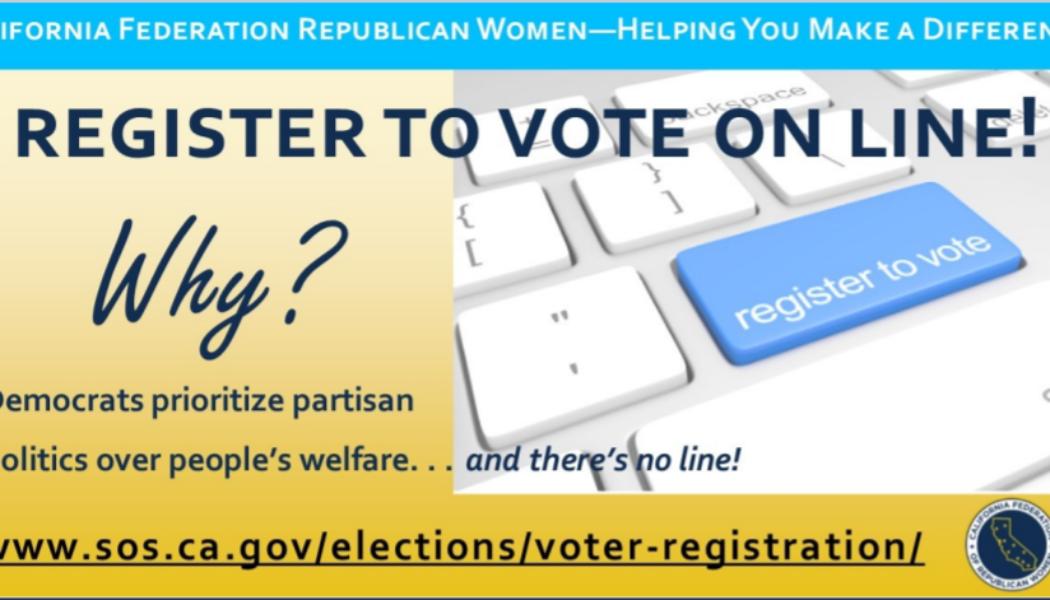 Online Voter Registration Media Project