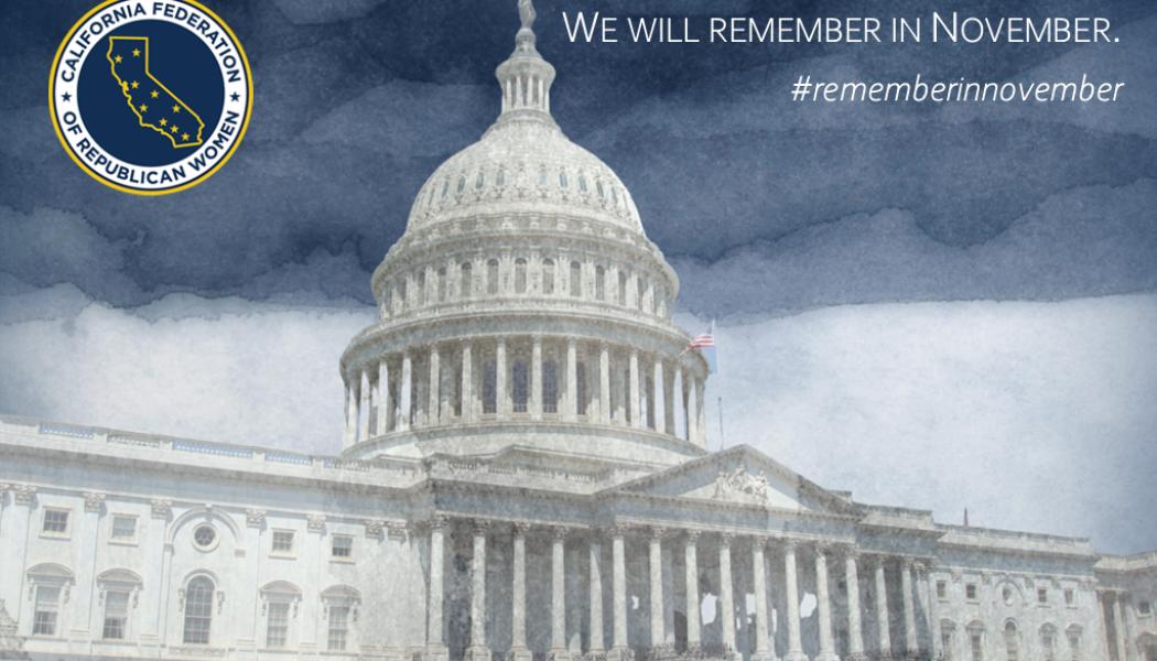 We Will Remember In November!