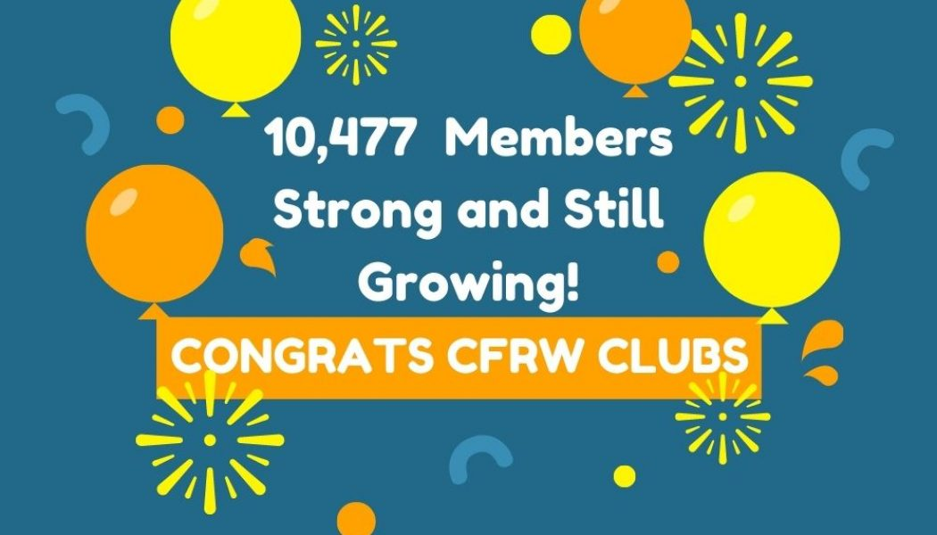 CFRW Hits 100% + In 2020 Membership