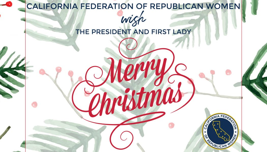 President Trump Christmas Postcard Project