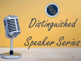 CFRW's Distinguished Speaker Series