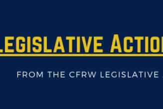 Legislative Action Alert February 7, 2021