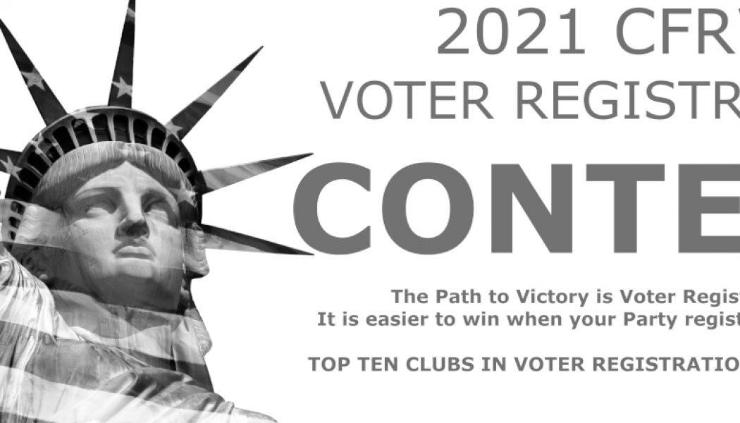Voter Registration Contest